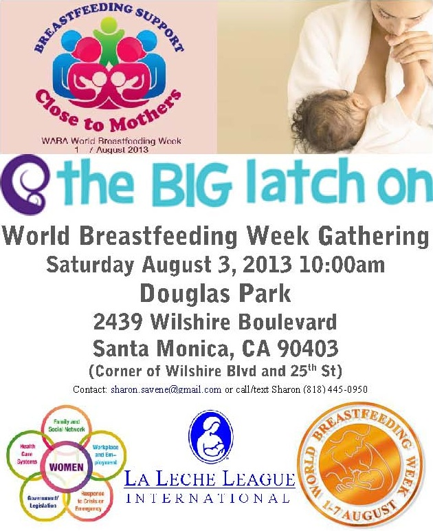 Big Latch On flyer